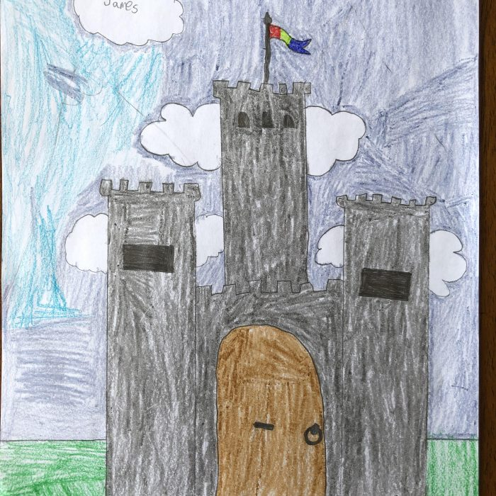 James castle