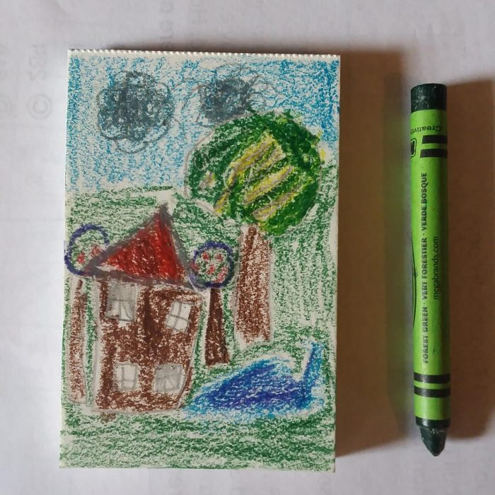Niamh drawing